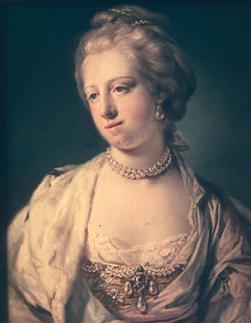 Caroline Mathilde von Dänemark