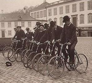 Schloss Fredensborg in Dänemark
